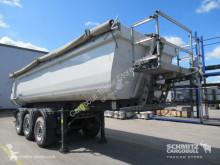 semirimorchio Schmitz Cargobull Kipper Stahlrundmulde 24m³