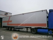 Bulthuis 93m3 semi-trailer used moving floor