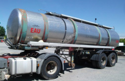 BSL food tanker semi-trailer