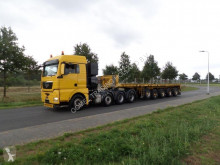 ES-GE BAL-NA5 semi-trailer used flatbed