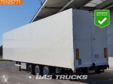 semi remorque Van Eck PT-3LNN Doppelstock Mega Aircargo-Luftfracht-Rollenbett