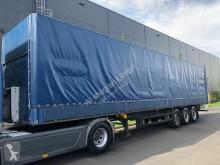 semi remorque Schmitz Cargobull SPR 24/L Planen Auflieger