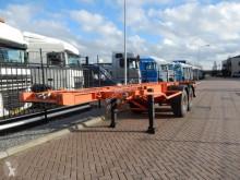 Krone SCF 24 semi-trailer
