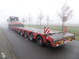 Broshuis heavy equipment transport semi-trailer 6 ABSD – 85