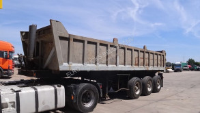 semirimorchio MOL FULL STEEL SUSPENSION / TIPPER AND CHASSIS ARE FROM STEEL