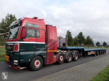 Trailer Faymonville SPZ5AAAX WING CARRIER tweedehands platte bak