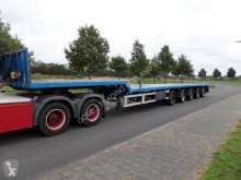 Faymonville SPZ 5AAAX Wing Carrier semi-trailer used flatbed