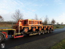 Semi remorque Goldhofer SPMT-Prime Mover PST SL porte engins occasion