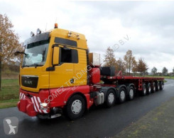 Faymonville SPNZ-5 semi-trailer used flatbed