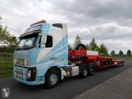 Faymonville heavy equipment transport semi-trailer STBZ 6VA Low Loader