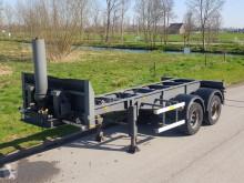 semi remorque LAG TIPPER Container Chassis 20FT APK/TÜV