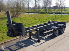 semi remorque LAG TIPPER Container Chassis 20FT APK/TÜV