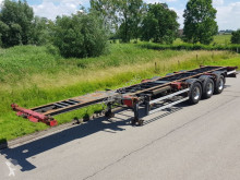 semirimorchio Groenewegen Containertransport 20 2x20 30 40 Ft Drum