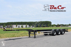 Semirremolque Renders ROC 12.27 CC - BPW AXLES - DRUM BRAKES - GOOD CONDITION - portacontenedores usado