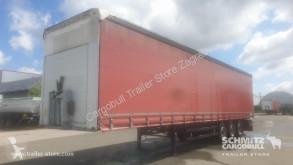 Semitrailer skjutbara ridåer (flexibla skjutbara sidoväggar) Schmitz Cargobull Semitrailer Curtainsider Standard