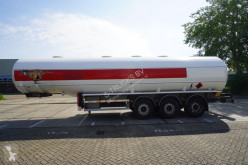 LAG FUEL TANK TRAILER semi-trailer used chemical tanker