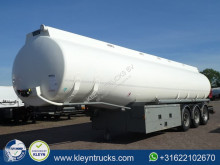 semi remorque LAG FUEL42.000 LTR top/bottom loading