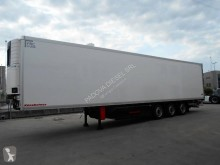 New mono temperature refrigerated semi-trailer Kässbohrer SRI - CARRIER VECTOR 1550