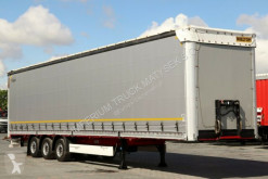 semi remorque Wielton BOARDSIDER / MEGA / LIFTED ROOF AND AXLE /XL