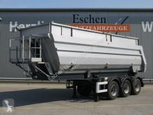 semirimorchio Meiller TR3, 36m³ Alu Halbschale, Luft/Lift, BPW
