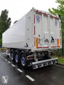 New cereal tipper semi-trailer Stas BASCULANTE
