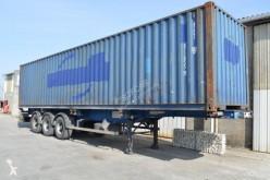 naczepa do transportu kontenerów Asca