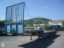 Basmaior heavy equipment transport semi-trailer