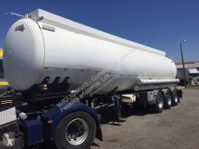 Metalovouga tanker semi-trailer