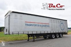 Schmitz Cargobull SCB*S3T - 1 LIFT AXLE - DISC BRAKES - PAPER LINER - SLIDING ROOF - semi-trailer