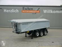 Semirimorchio Schwarzmüller 3-Achs 25 m³ Alu,SAF, E-Verdeck,Leergew. 5110 Kg ribaltabile usato