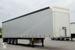 semi remorque Schmitz Cargobull CURTAINSIDER / STANDARD /BRAND NEW/LIFTED AXLE