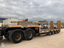 Semitrailer Bertoja SR71P4 begagnad