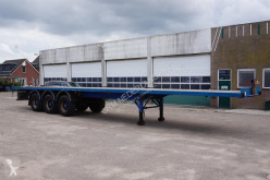 Semirremolque Lawrence David Flatbed Brand New Steel Suspension & Brake System caja abierta usado