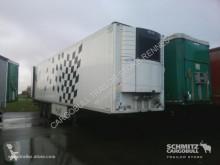 semi remorque Schmitz Cargobull Frigo Mega Double étage Hayon