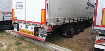 Trailor Non spécifié semi-trailer used tarp