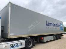 Trailer Trouillet fourgon DC 521 FJ tweedehands bakwagen