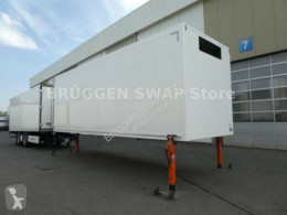 Krone Zentralachs/Motorwagen/Tiefkü cassone frigo usato