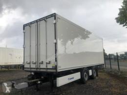 Krone Zentralachs/Motorwagen/Tiefkü chladicí skříň použitý