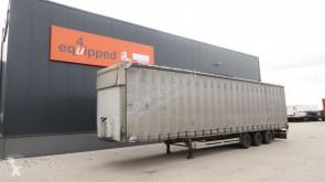 Yarı römork Schmitz Cargobull Mega, Hubdach, Scheibebremsen, Galvanisiert, XL-sheets