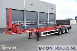 Semi remorque LAG O-3-39-LT | 40ft TIPPING CHASSIS * OWN HYDRAULICS * ADR occasion