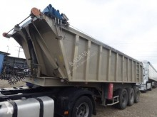 General Trailers semi-trailer used tipper
