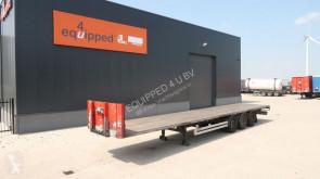 Semirremolque caja abierta Van Hool galvanisiert, SAF INTRADISC, Harthozboden, NL-Auflieger, TÜV: 12/2020, 15x vorhanden