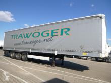 Krone tarp semi-trailer SDP Bordwand Schiebeplanen Sattelauflieger 27 eLB4-CS