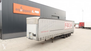 Schmitz Cargobull Mega, Raising-roof, Discbrakes, Galvanised, 3x available semi-trailer