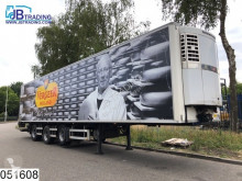 semi remorque Pacton Koel vries Chereau, Thermoking, Disc brakes, 2 Coolunits