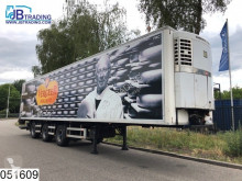 semi remorque Pacton Koel vries Chereau, Thermoking, Disc brakes, 2 Cool units
