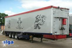 semi remorque Kraker trailers CF 200/Seitentür vorne/90 m³./10 mm Bretter