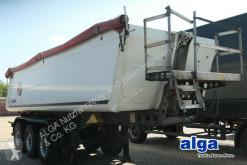 Semi remorque benne occasion Schmitz Cargobull SKI 24-7.2/ALU 24 m³./Plane/Podest/SAF