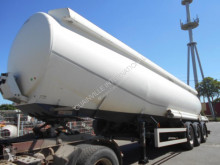General Trailers oil/fuel tanker semi-trailer