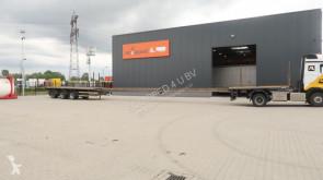semi remorque Nooteboom Flach, 2x ausziehbar, 3x gelenkt, TÜV, 28.95m Länge